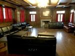 Main Room inside the Beta house